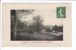 Moulin De La Goulette Et La Passerelle - Dordives