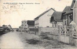 SAINT JEAN DE MONTS - Plage Des Demoiselles - Avenue - Saint Jean De Monts