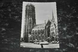 259  Mechelen  Hoofdkerk St. Rombout  Autos  Cars - Postkaarten