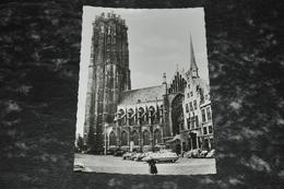 259  Mechelen  Hoofdkerk St. Rombout  Autos  Cars - Postales
