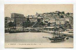 Bougie - Vue Generale Prise De La Mer - Algeria