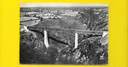 EVAUX Les BAINS Le Viaduc De La Tardes (Lapie) Creuse (23) - Evaux Les Bains
