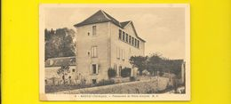 MONSAC Pensionnat De Petits Garçons (Marcel Delboy) Dordogne (24) - Francia