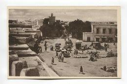 Kairouan - La Place De Tunis - Tunisia