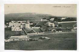 Carthage - Vue Generale - Tunisia