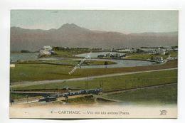 Carthage - Vue Sur Les Anciens Ports - Tunisia