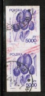 POLAND  Scott # 2879 VF USED PAIR - Used Stamps