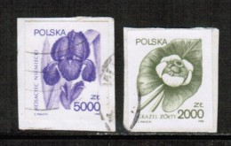 POLAND  Scott # 2878-9 VF USED - Used Stamps