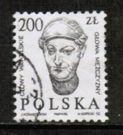 POLAND  Scott # 2744 VF USED - Used Stamps