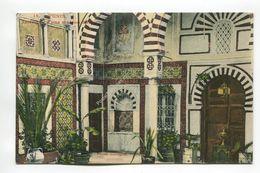Tunis - Interieur D'une Maison Arabe - Tunisia
