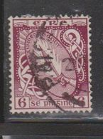 IRELAND Scott # 114 Used - Sword Of Light - 1949-... Republic Of Ireland