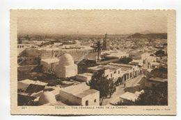 Tunis - Vue Generale Prise De La Casbah - Tunisia
