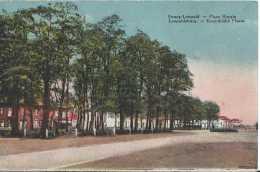 Leopoldsburg - Bourg-Léopold - Koninklijke Plaats - Circulé En 1932 - TBE - Leopoldsburg