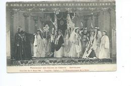 Saffelare Pensionnat Des Soeurs Tragédie Eshter Mars 1908 Zaffelare - Lochristi