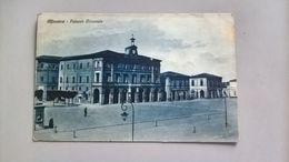 CARTOLINA ALFONSINE - PALAZZO COMUNALE - Ravenna