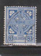 IRELAND Scott # 111 Used - Celtic Cross - 1949-... Republic Of Ireland