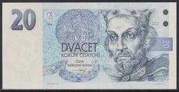 Czech Republic 20 Korun 1994 UNC - Czech Republic