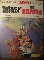 """Livre D'occasion  ASTERIX En Hispanie Année 1969 """" - Astérix"""