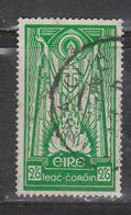 IRELAND Scott # 121 Used - Saint Patrick & Paschal Fire - 1949-... Republic Of Ireland