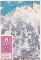 Alpine Ski-Weltmeisterschaft Badgastein 2. - 9. Februar 1958 * 16. 2. 1958 - Bad Gastein