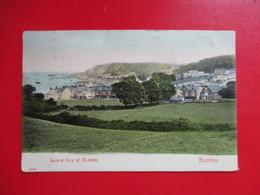CPA ROYAUME UNI PAYS DE GALLES GENERAL VIEW OF MUMBLES - Pays De Galles