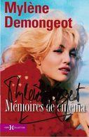 Artistes -Photo Dédicacée De MYLENE DEMONGEOT- Autographe - Autógrafos