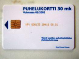 RARE  PHONECARD FINLAND - Finlande