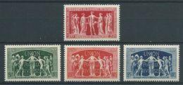 FRANCE 1949 . N°s 849 , 850 , 851 Et 852 . Neufs **  (MNH) - Neufs