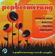 IT'S ALWAYS SUMMER AT POPBOOMERANG - CD - AUSTRALIE - POP - Rock