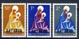 Katanga Nr 1-3  Neufs - Postfris - MNH     (XX) - Katanga