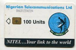TK 31884 NIGERIA - Chip 100 Units - Nigeria