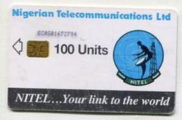 TK 31885 NIGERIA - Chip 100 Units - Nigeria