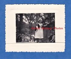 Photo Ancienne - QUIMPERLé Ou Environs - Fête Culturelle - Pardon De Toulfoen ? - Mai 1950 - Coiffe Bretagne Breton - Lieux