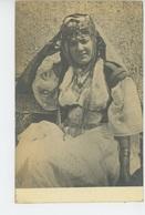 ETHNIQUES ET CULTURES - AFRIQUE DU NORD - Portrait De Femme - Afrique