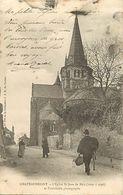 -dpts Div.-ref-XX767- Loire Atlantique - Chaeaubriant -eglise St Jean De Béré Et L Inevitable Photographe - Photographie - Châteaubriant