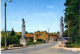 CP Moderne Fismes (Marne) Le Pont Sur La Vesle - Fismes