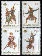 Thailand Stamp 2005 THAIPEX - Ramayana - Tailandia