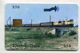 TK 31899 ZIMBABWE - Chip Train - Zimbabwe