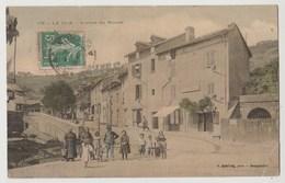 CPA LE GUA Avenue Du Montet - France