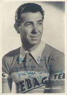 Sport – Primo Zuccotti, Cycliste Italien, Autographe - Ciclismo