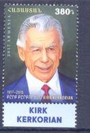 2017. Armenia, Birth Centenary Of K. Kerkorian, 1v, Mint/** - Arménie