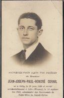 Jean Cornil Gilly 1898 Brulé Dans Sa Voiture De Course En 1931 Pilote Automobile - Décès