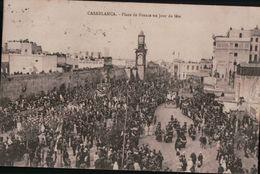 2480A   CASABLANCA  1923 TIMBRE VERSO  ECRITE - Casablanca