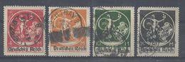 BAVIERE - 1920 - N° 212/215 - Oblitérés - B/TB - Cote 54.50 € - Bavière
