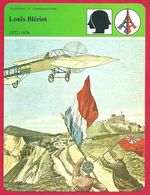 Louis Blériot, Aviateur Français,  Aviation, Traverser De La Manche - Histoire