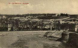 GRANADA, LOS MARTIRES - Granada