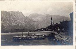 MONTENEGRO BOCCHE DI CATTARO (CARTE PHOTO) - Montenegro