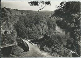 Pierre-Perthuis-Vallée De La Cure-Le Pont Romain (CPSM) - France