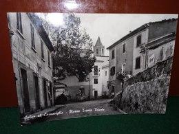 Cartolina Calice Al Cornoviglio Piazza Trento E Trieste La Spezia  Viaggiata 1961 - La Spezia