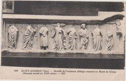60  Saint Germer De Fly  Retable  L'ancienne Abbaye - Autres Communes
